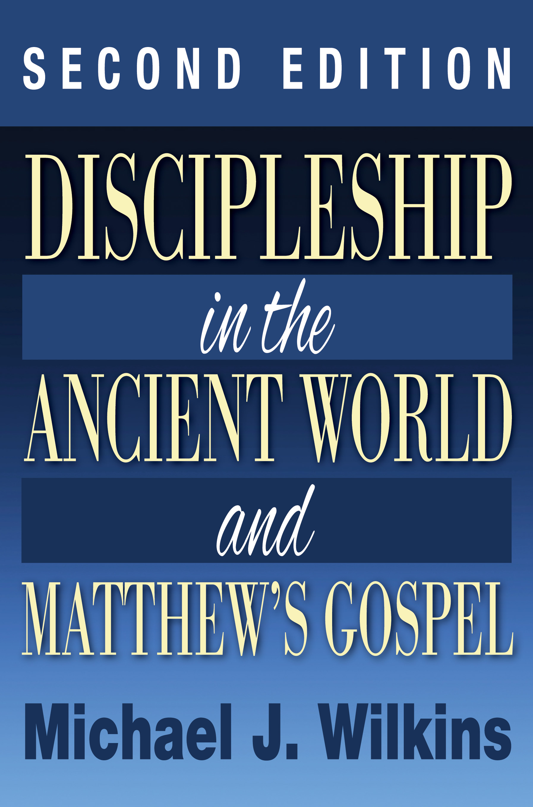 discipleship in matthew
