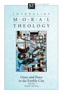 Journal of Moral Theology, Volume 5, Number 1