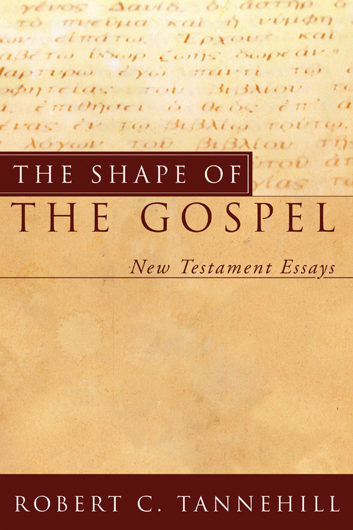 essay on the gospel of luke The goal of this paper is to point out where luke's theology differs from the other gospel writers, as seen in his unique point of view and account of jesus.