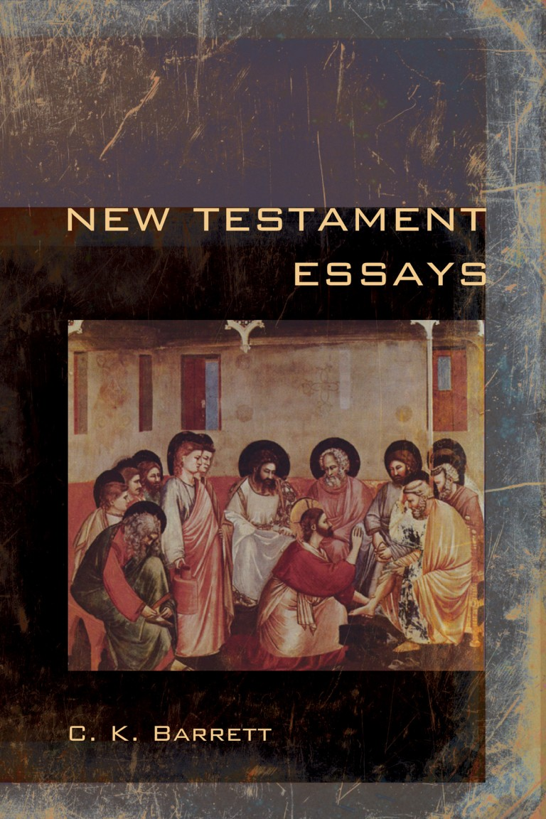 new testament essay There is nominimum word count on any of the questions but must be in apa style formatsome answers will understandingly be short and simple others will require alittle more inputthe sourcethat has been uploaded must be used but, feel free to utilize other sourcesas wellharris, s l (2015).