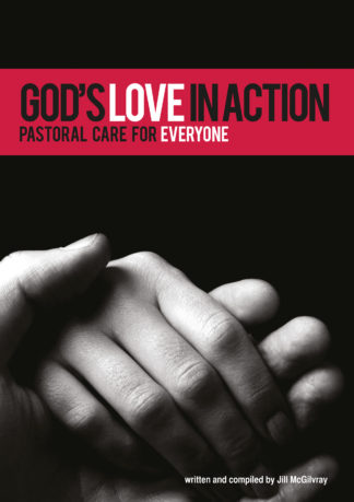 9780994616647 God's Love in Action cover