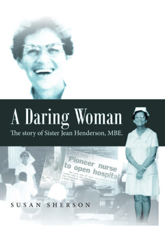 A Daring Woman FRONT COVER DRAFT ART C