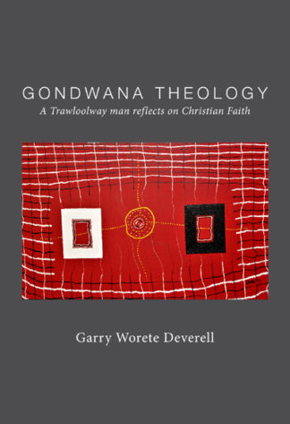 Gondwana Theology FRONT COVER – Loughrey2