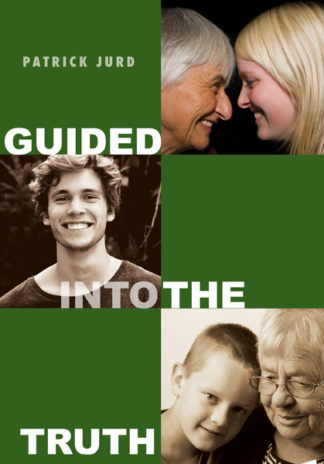 Guided into the truth_FRONT COVER