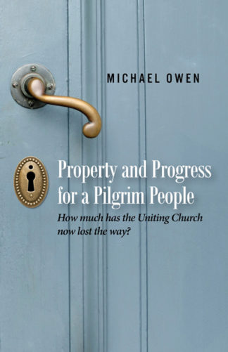 Property and Progress for a Pilgrim People_FRONT COVER