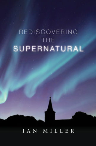 Rediscovering the Supernatural _FINAL FRONT COVER copy