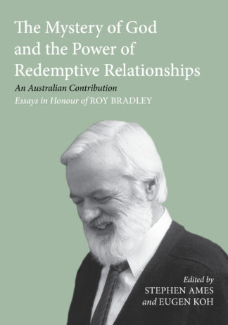 The_Mystery_of God_and_the_Power_of_Redemptive_FRONT COVER copy