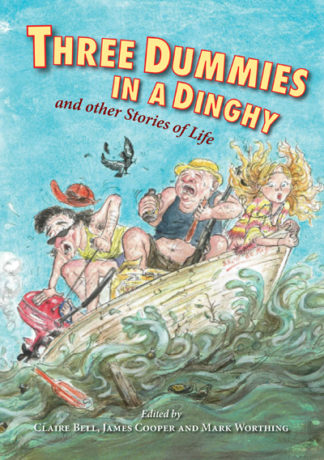 Three Dummies in a Dinghy FRONT COVER FINAL copy
