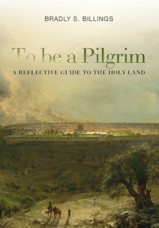 To be a Pilgrim_FINAL FRONT COVER B